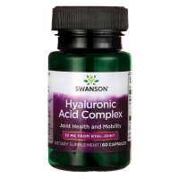 Swanson Hyaluronic Acid Complex (60 caps.)