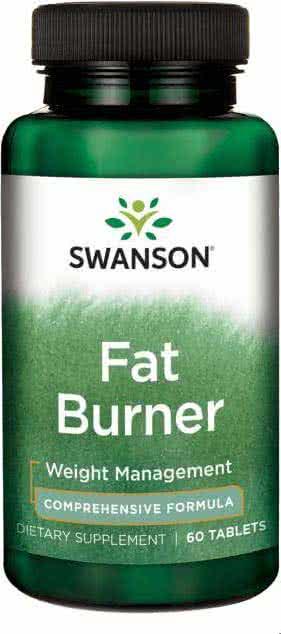 Swanson Fat Burner 60 tab.