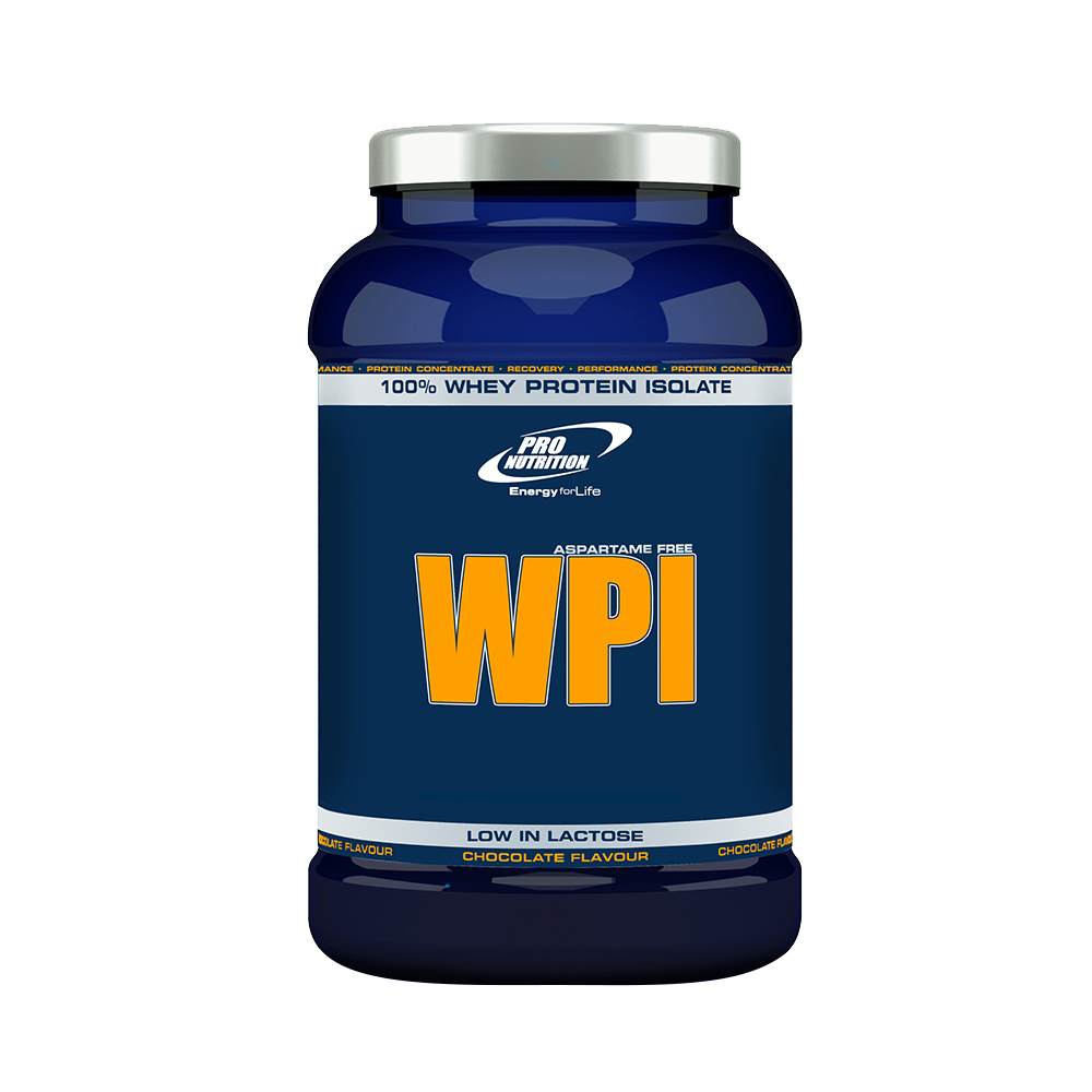 Pro Nutrition WPI - Whey Protein Isolate 2 kg