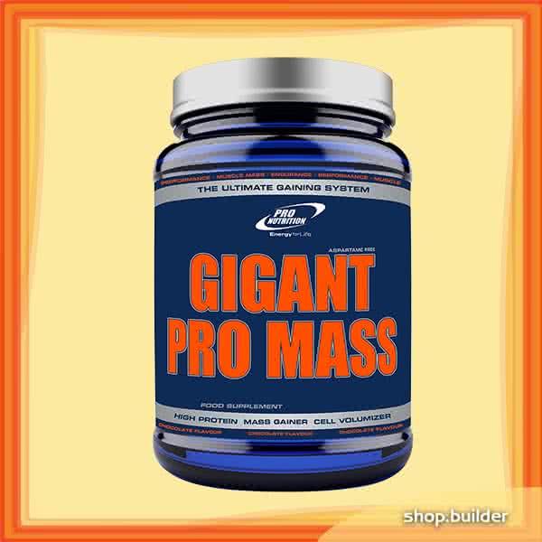 Pro Nutrition Gigant Pro Mass 1,47 kg