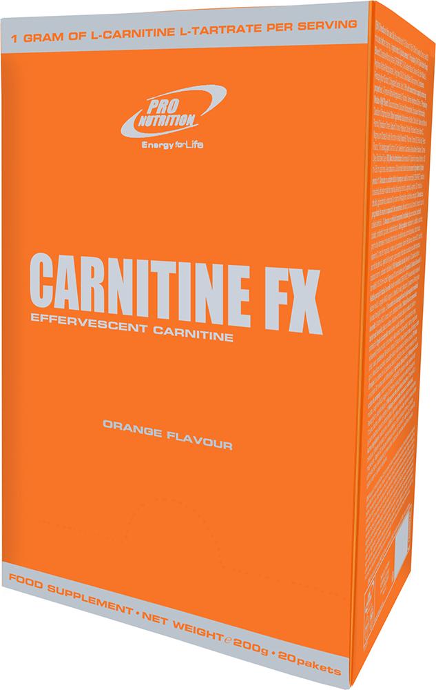 Pro Nutrition Carnitine-FX 20x10 g