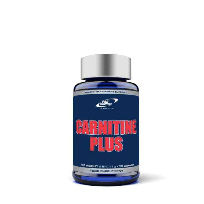 Pro Nutrition Carnitine Plus 50 caps.