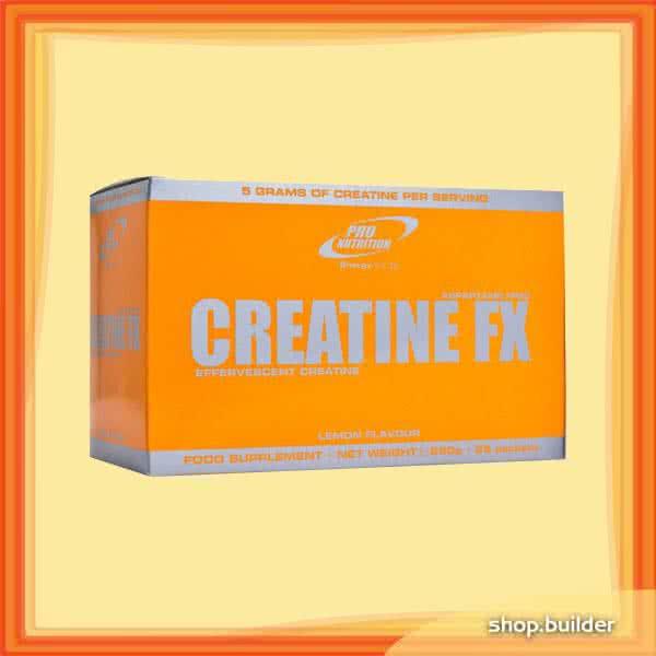Pro Nutrition Creatine-FX 25x10gr.