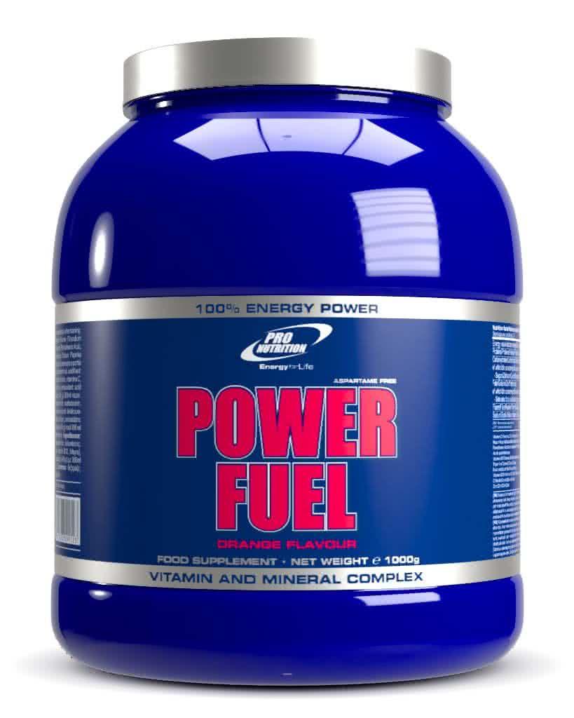 Pro Nutrition Power Fuel 1 kg