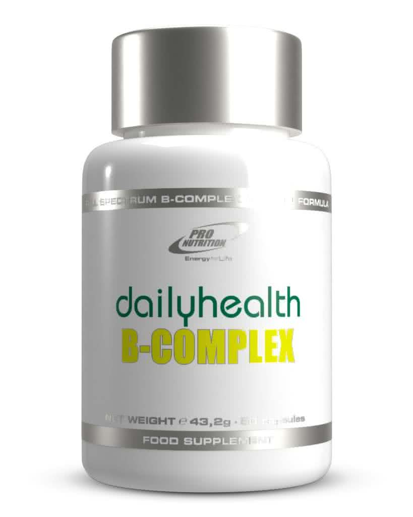 Pro Nutrition Dailyhealth B-Complex 50 caps.