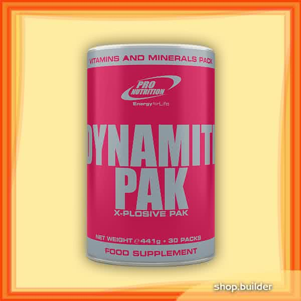 Pro Nutrition Dynamite Pack 30 pac.