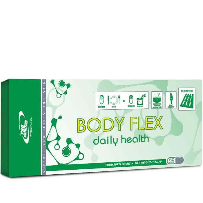 Pro Nutrition BodyFlex 60 caps.