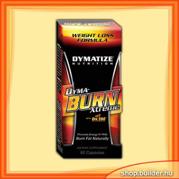 Dymatize Dyma-Burn Xtreme 60 caps.