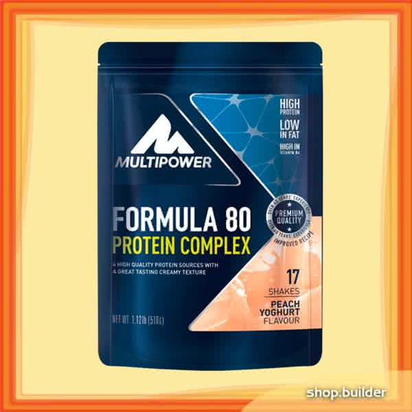 Multipower Formula 80 Evolution 0,51 kg