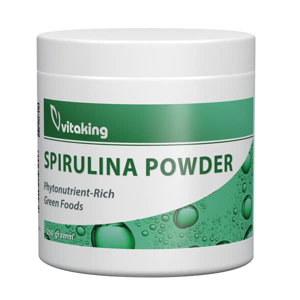 VitaKing Spirulina Powder 250 gr.