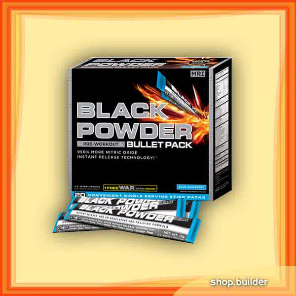 MRI Black Powder Sticks 20x15 g