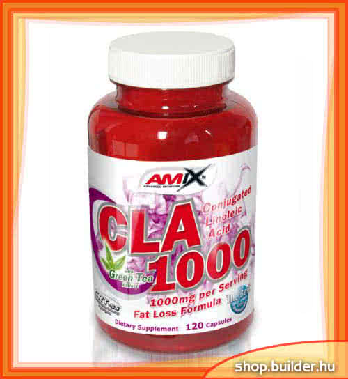 Amix CLA 1200 120 caps.
