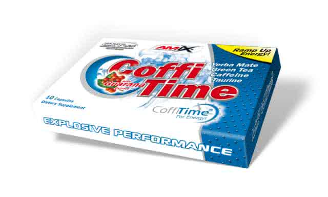 Amix Coffi Time 10 caps.