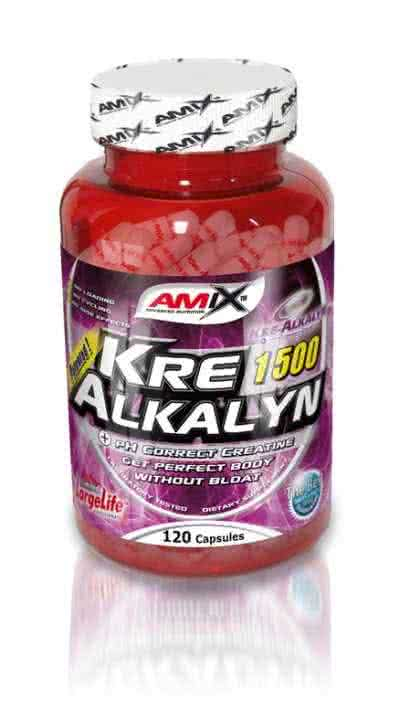 Amix Kre-Alkalyn 150 caps.