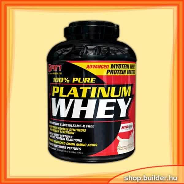 San 100% Pure Platinum Whey 2,24 kg
