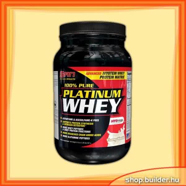 San 100% Pure Platinum Whey 0,897 kg