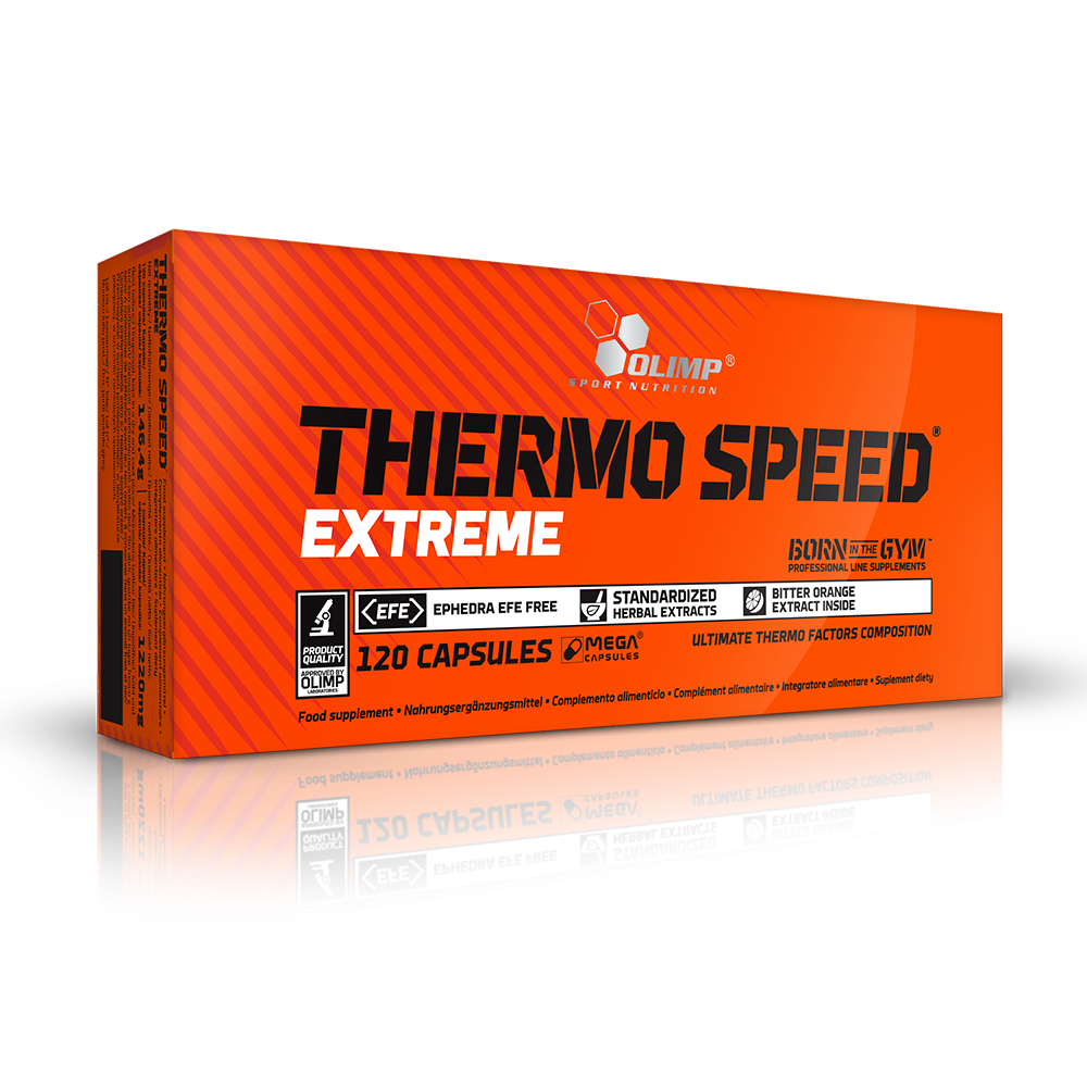 Olimp Sport Nutrition Thermo Speed Extreme 120 caps.