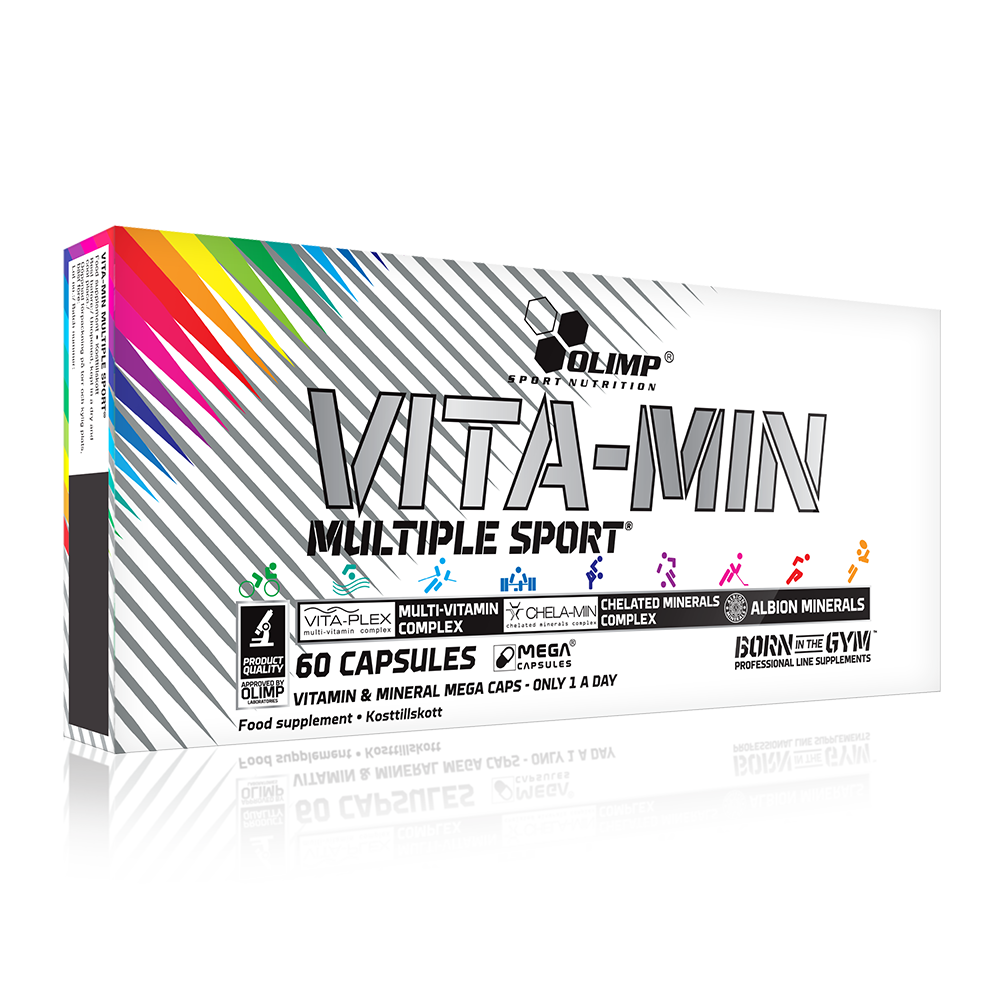 Olimp Sport Nutrition Vita-Min Sport 60 caps.