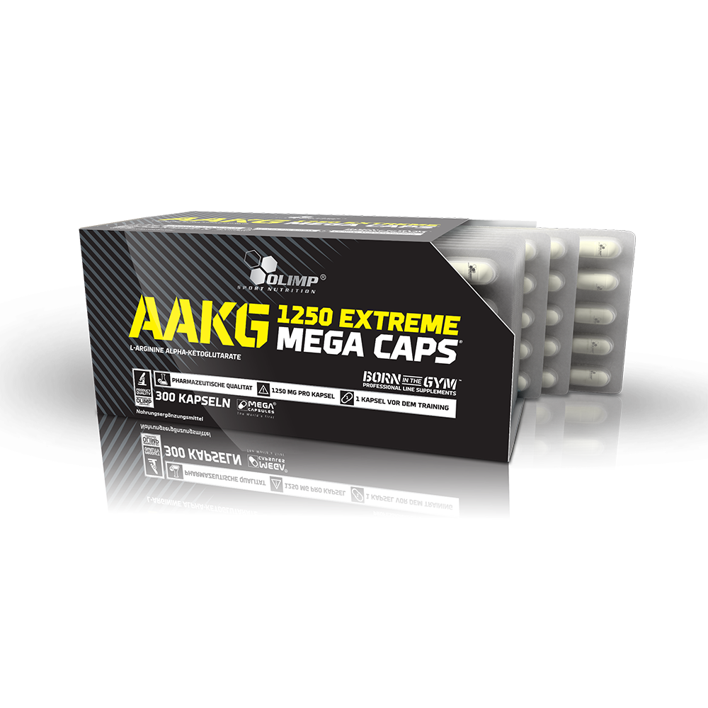 Olimp Sport Nutrition AAKG Extreme Mega Caps 300 caps.