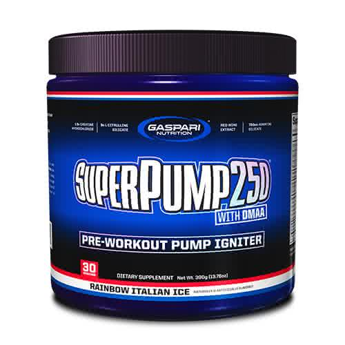 Gaspari Nutrition Superpump 250 with DMAA 390 gr.