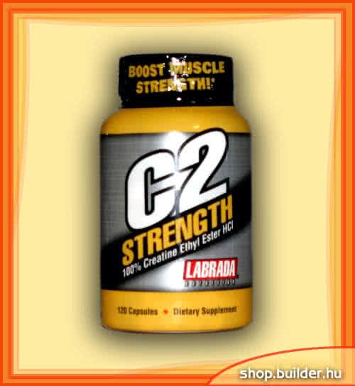 Labrada C2 Strength 120 caps.
