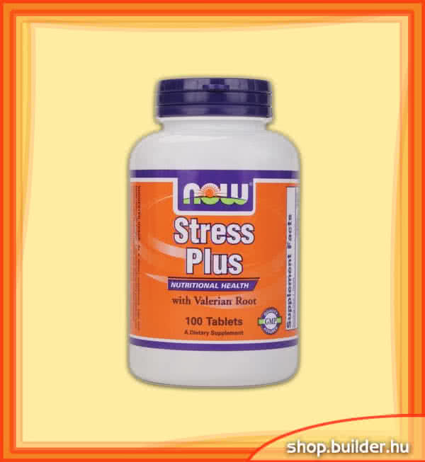 Now Foods Stress Plus 50 tab.