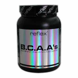 Reflex Nutrition BCAAs 500 caps.