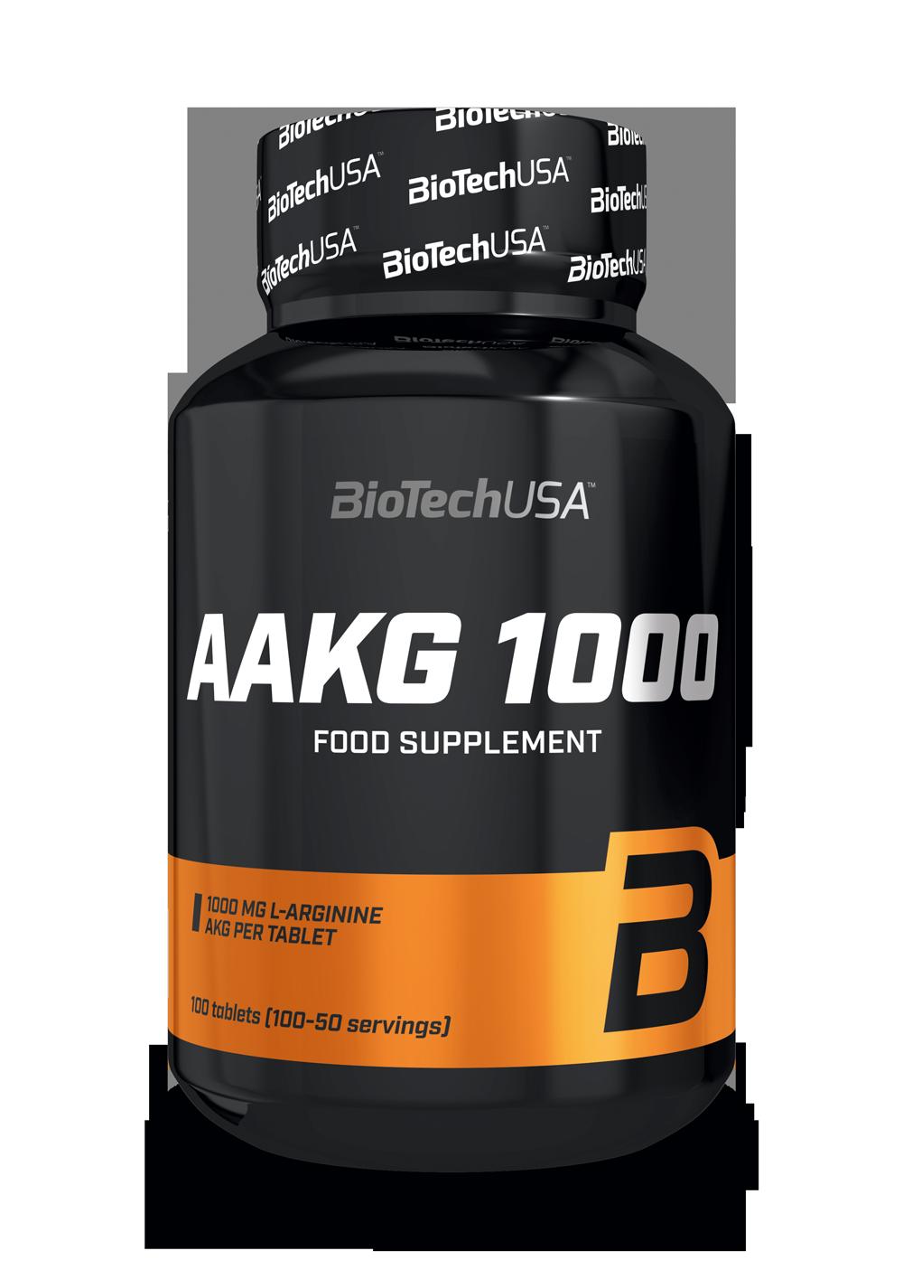BioTech USA AAKG-1000 100 tab.