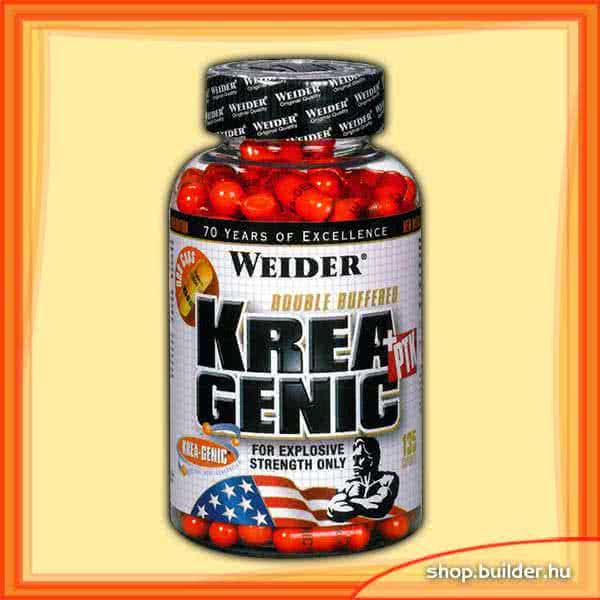Weider Nutrition Krea-Genic PTK 132 caps.