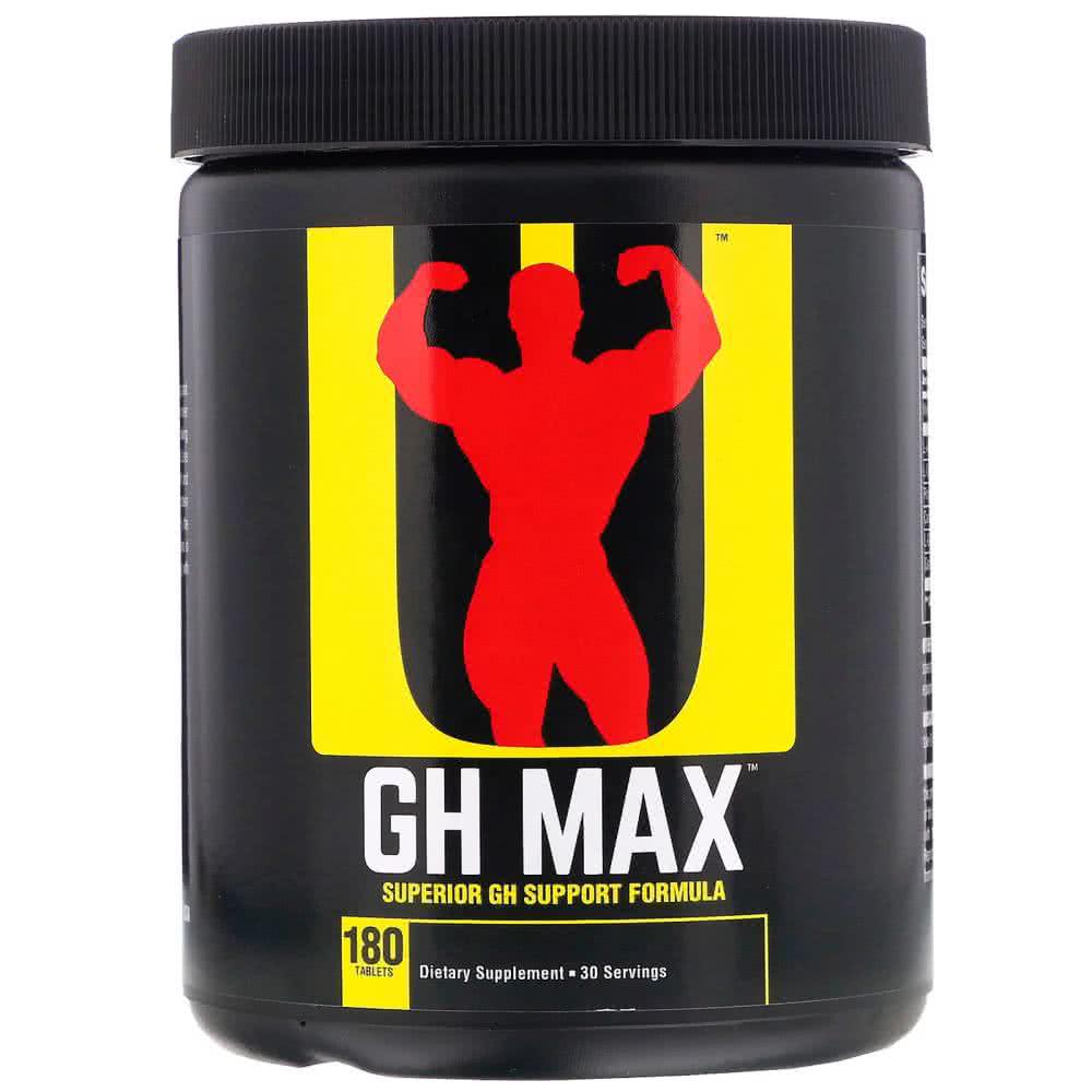 Universal GH-Max 180 tab.