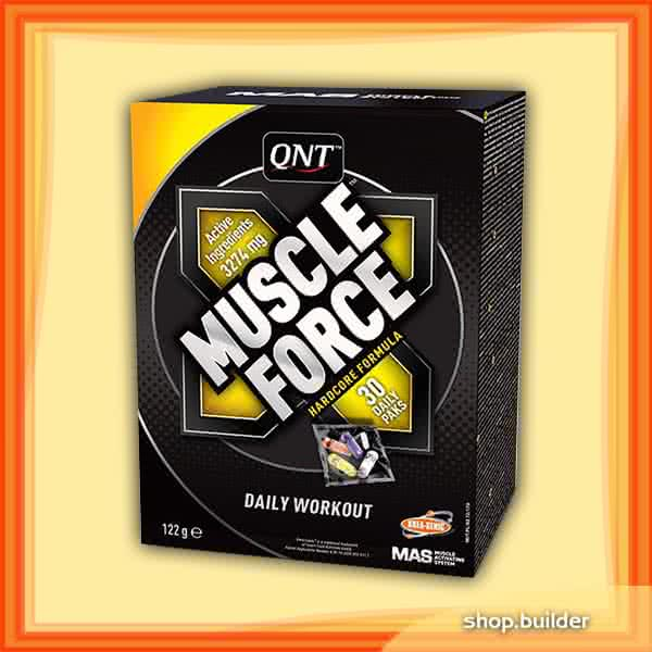 QNT Muscle Force 30 pac.