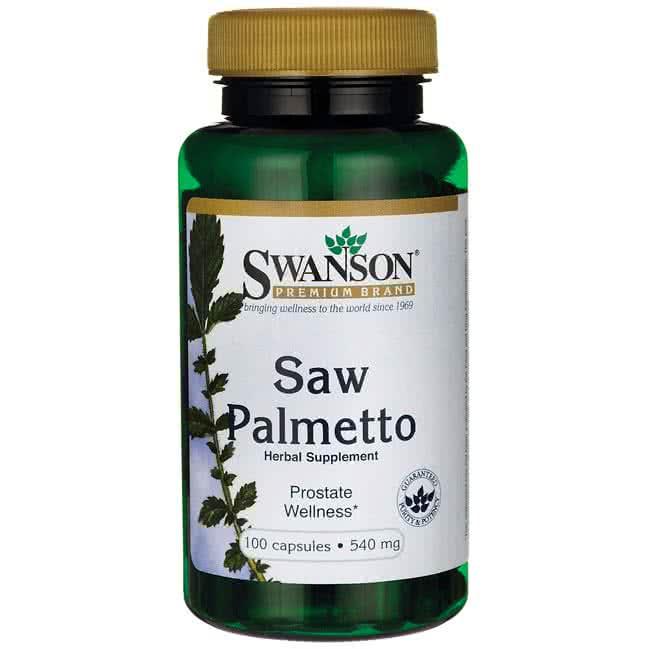 Swanson Saw Palmetto 100 caps.