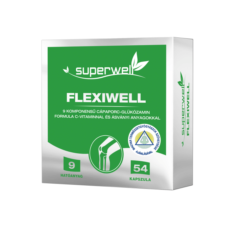 Superwell Flexiwell 54 caps.