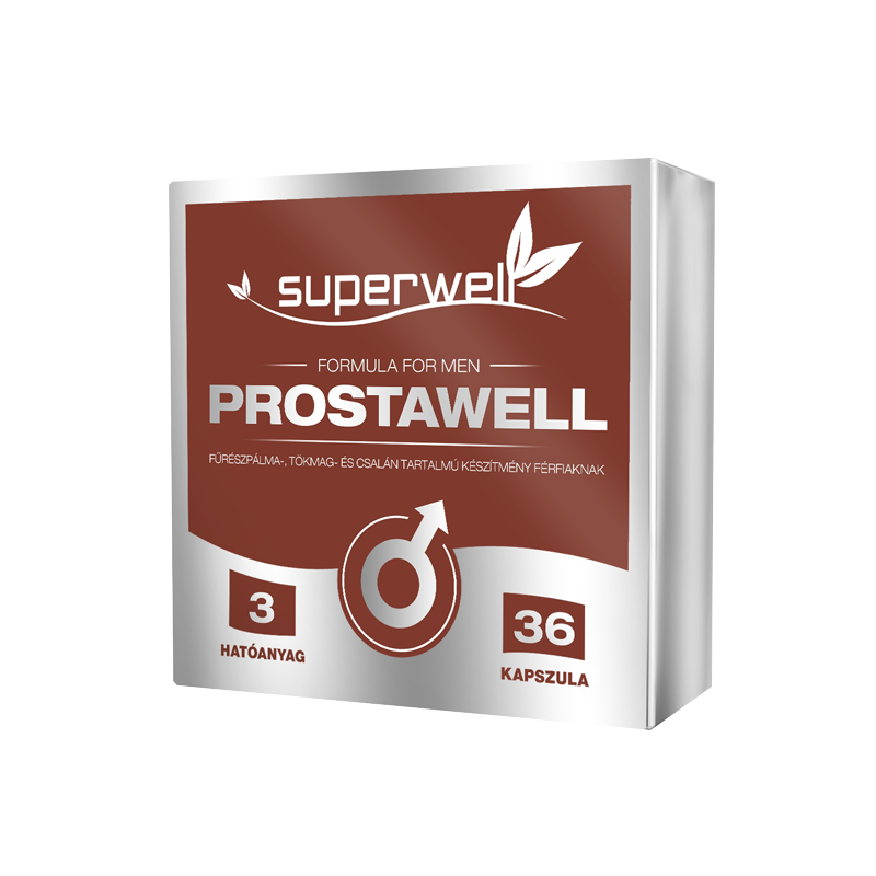 Superwell Prostawell 36 caps.