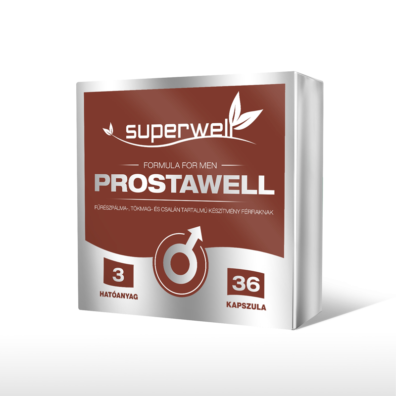 Superwell Prostawell 36 caps.