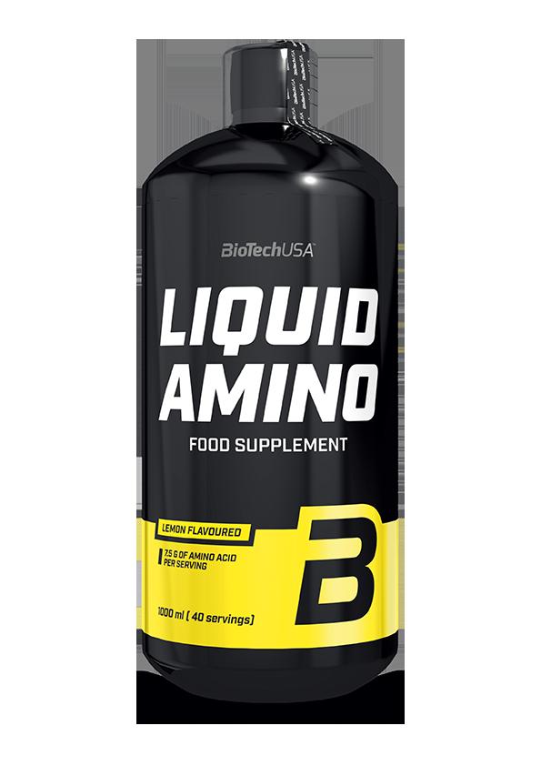 BioTech USA Liquid Amino (Nitron) 1000 ml