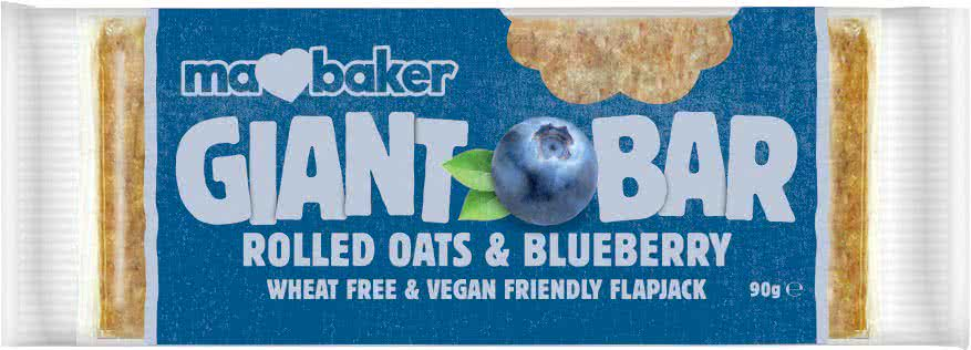 Ma Baker Giant Bar 90 gr.