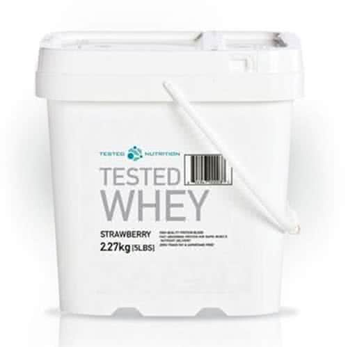 Tested Nutrition Tested Whey 2,27 kg
