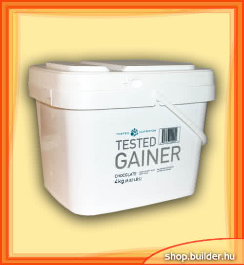 Tested Nutrition Tested Gainer 4 kg