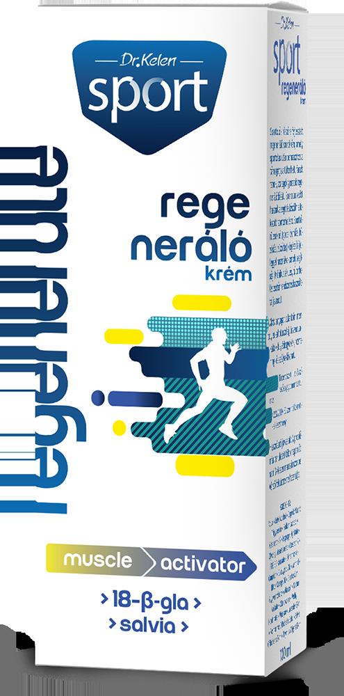Dr. Kelen Cosmetics Dr.Kelen Sport Regeneration Cream 100 ml