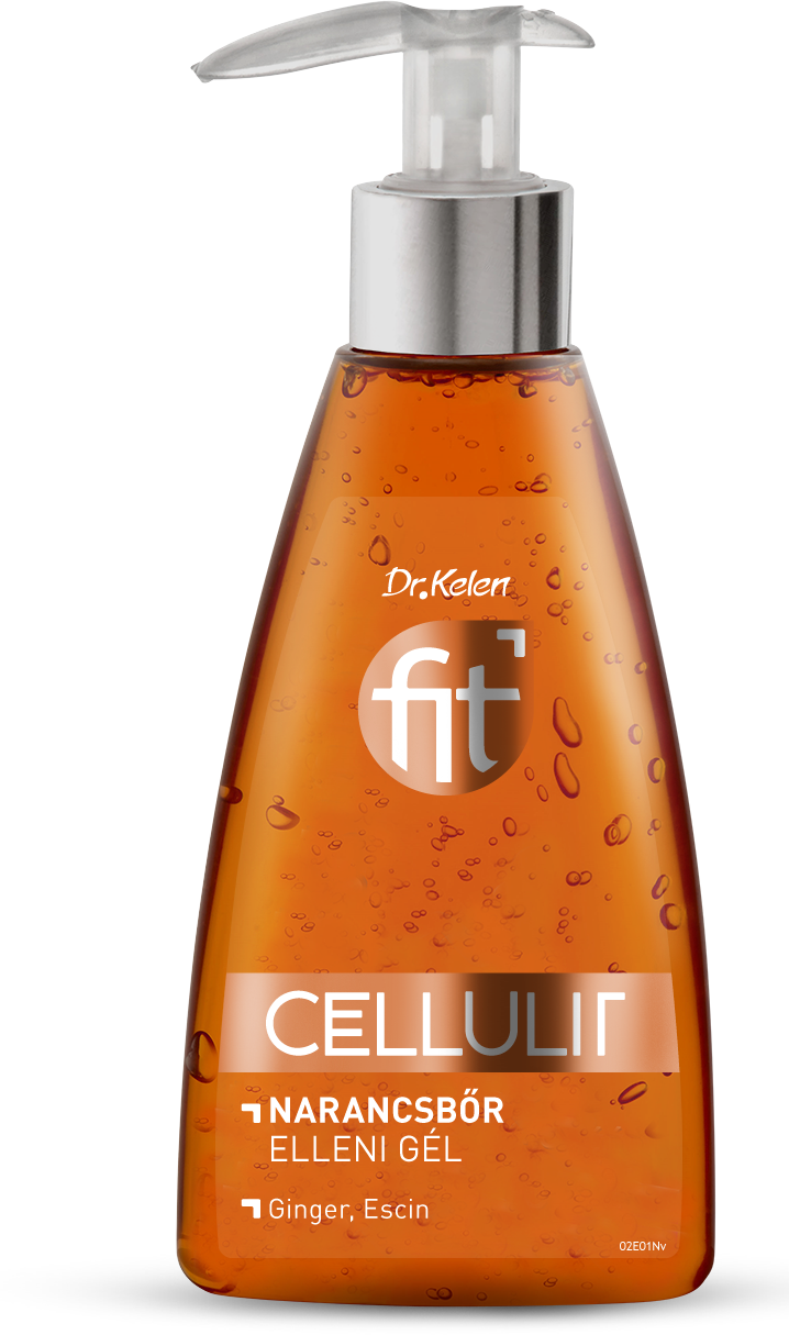 Dr. Kelen Cosmetics Fitness Cellulit Gel 150 ml