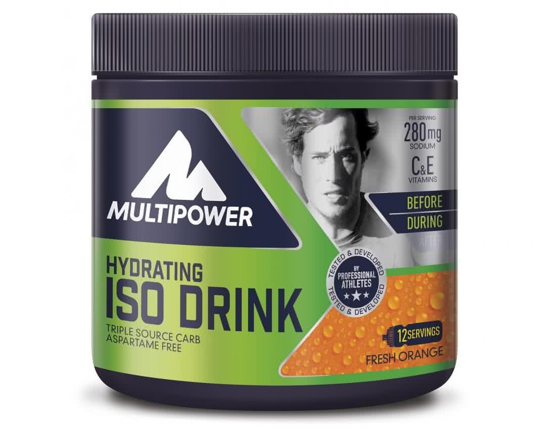 Multipower Iso Drink Powder 0,42 kg