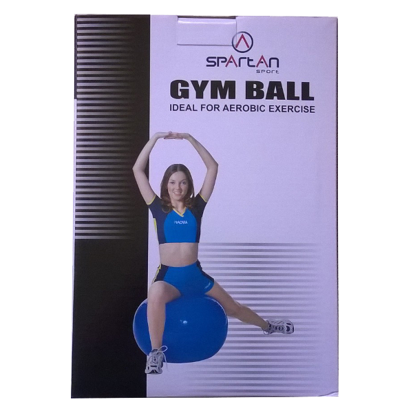 Spartan Gym Ball 65 cm buc