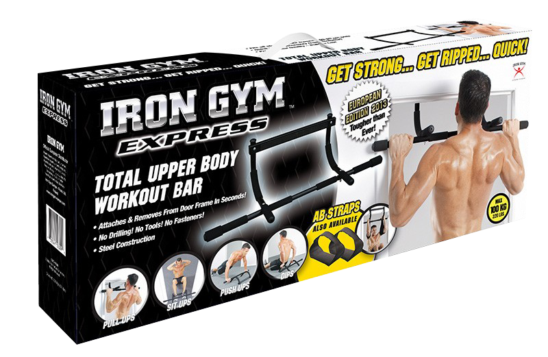 Everlast Iron Gym Express buc