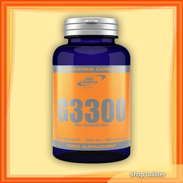 Pro Nutrition G 3300 90 caps.