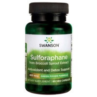Swanson Sulforaphane from Broccoli (60 caps.)