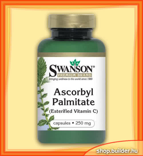 Swanson Ascorbyl Palmitate 120 caps.