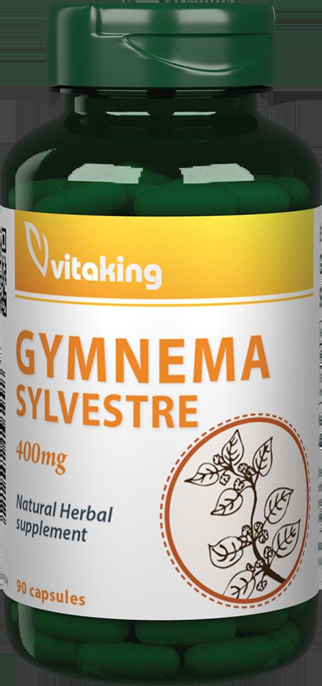 VitaKing Gymnema Sylvestre 90 caps.