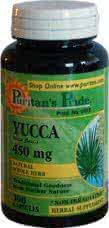Puritans Pride Yucca 100 caps.