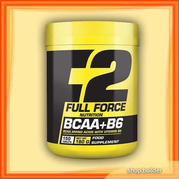 Full Force BCAA+B6 150 tab.